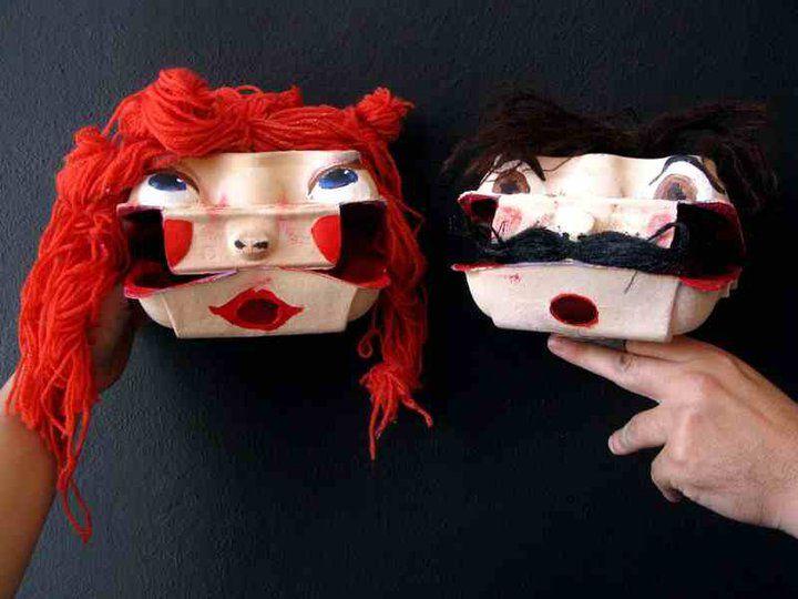 Εργαστήρι κούκλας δημιουργικότητας και φαντασίας από την ομάδα κουκλοθεάτρου ArtooPaspartoo