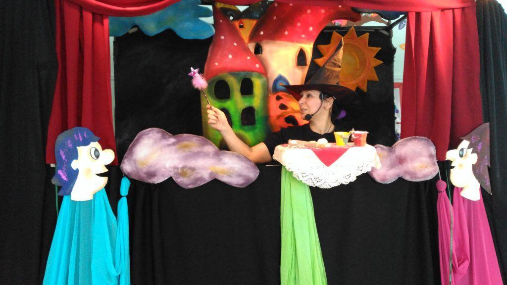 Το Καρναβάλι του Πετρολίνο - Παραστάσεις Κουκλοθεάτρου ArtooPaspartoo