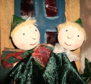 Θεματικές κατασκευές κούκλας - εργαστήρι κούκλας για παιδιά από την ομάδα κουκλοθεάτρου ArtooPaspartoo