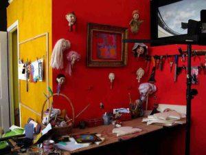 Κουκλοθέατρο ArtooPaspartoo προετοιμασίες για την νέα χρονιά