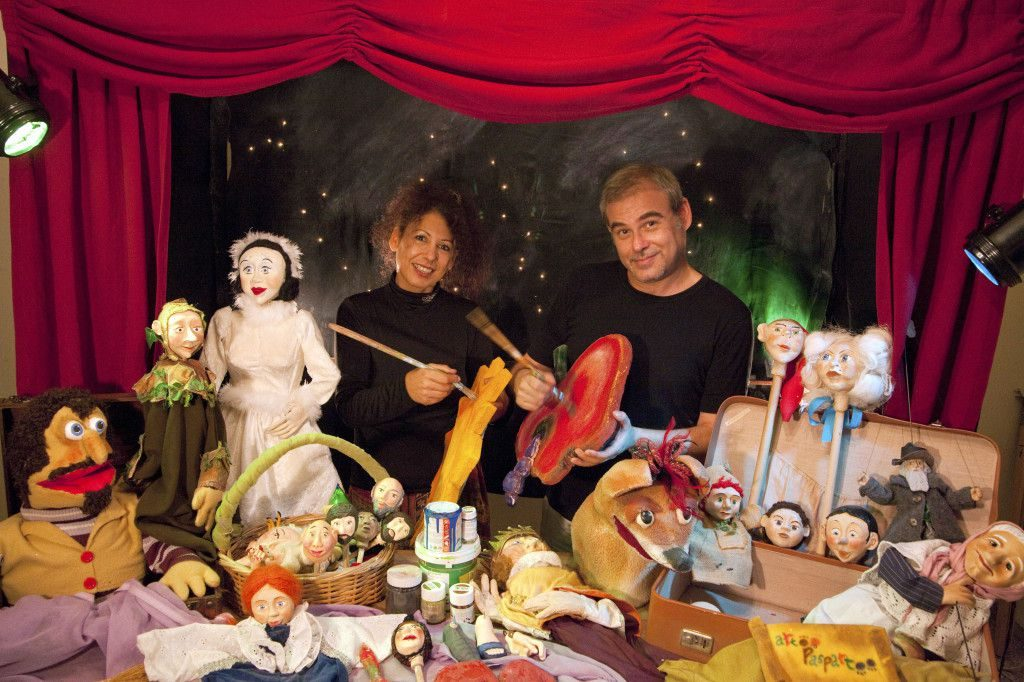 Εργαστήρι Κούκλας για παιδιά - Ομάδα Κουκλοθεάτρου ArtooPaspartoo