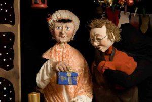 Παράσταση Κουκλοθεάτρου - Ο Παπουτσής και ο Καλικαντζαρής