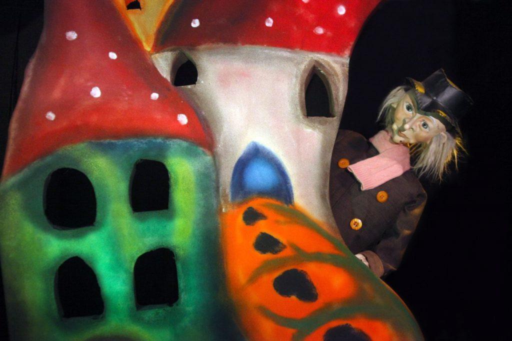 Παράσταση Κουκλοθεάτρου - Το Καρναβάλι του Πετρολίνο