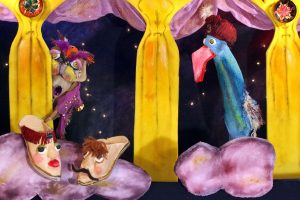 Παράσταση Κουκλοθεάτρου Ο χαλούμ και το μαγικό φίλτρο