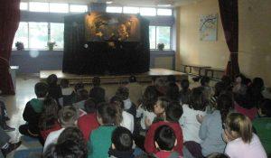 Η παράσταση κούκλας Μυθοπαρέα του Αισώπου στην Θήβα